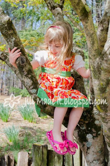 Jill Made It | Easter Portraits
