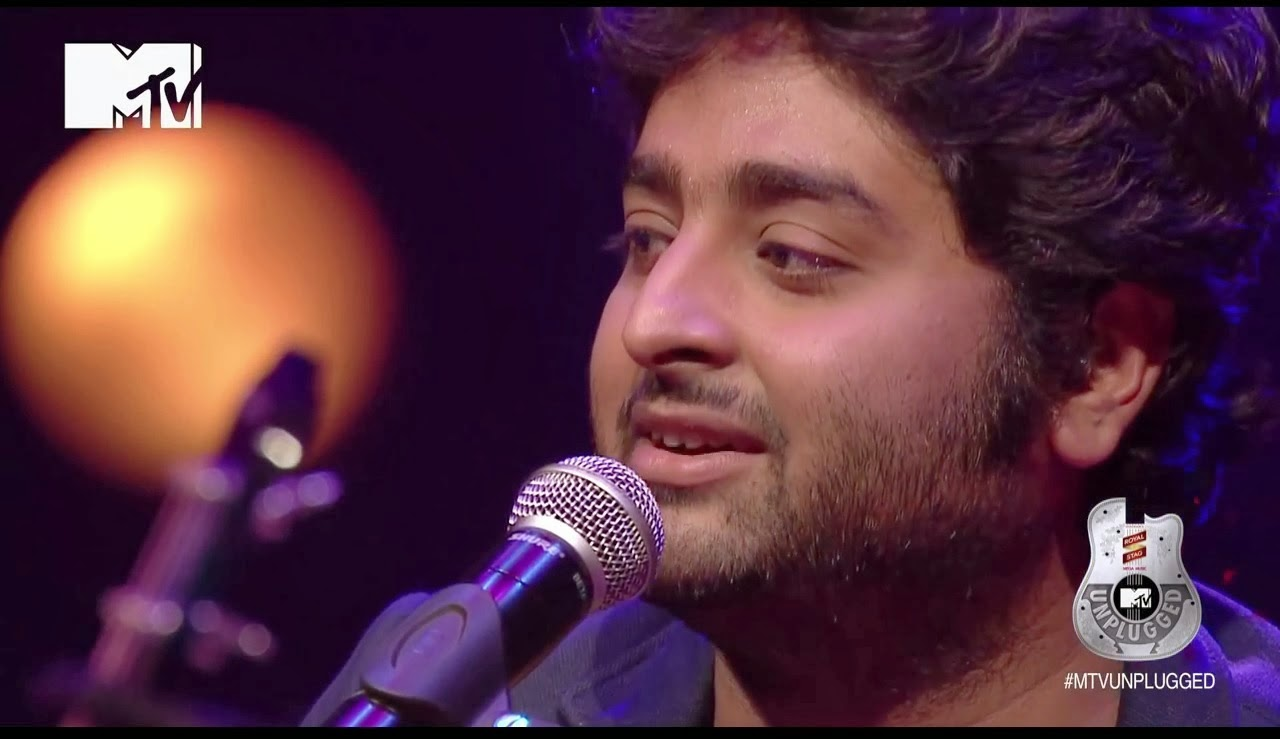 Mtv Unplugged Session Arijit Singh Songs