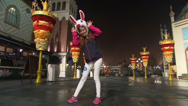 Girls Generation Jessica Running Man