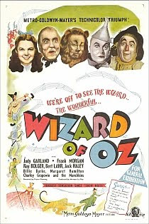The Wizard of Oz (1939) Poster