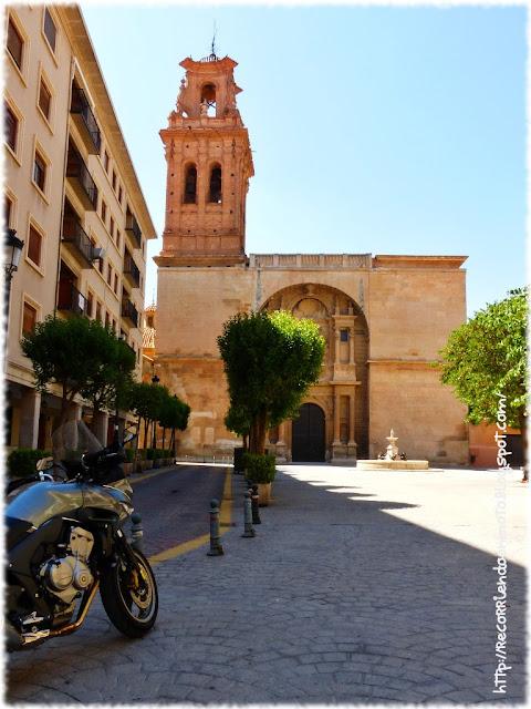 Iglesia de la Asunción, Almansa