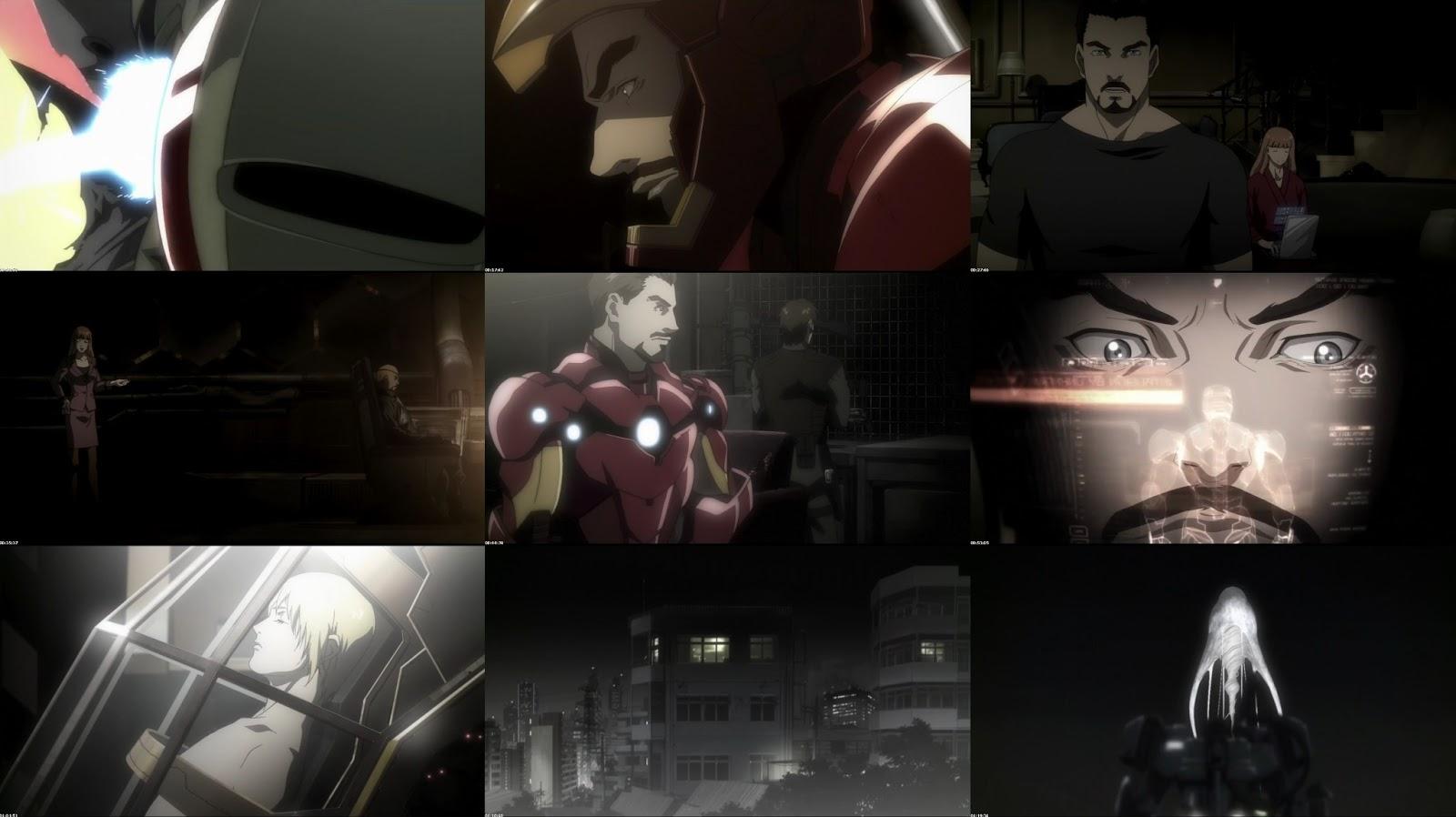 iron man rise of technovore full movie online
