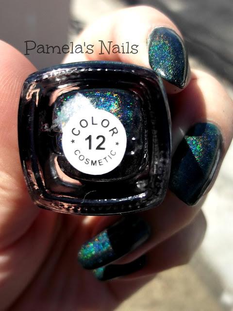 born pretty holo polish color 12