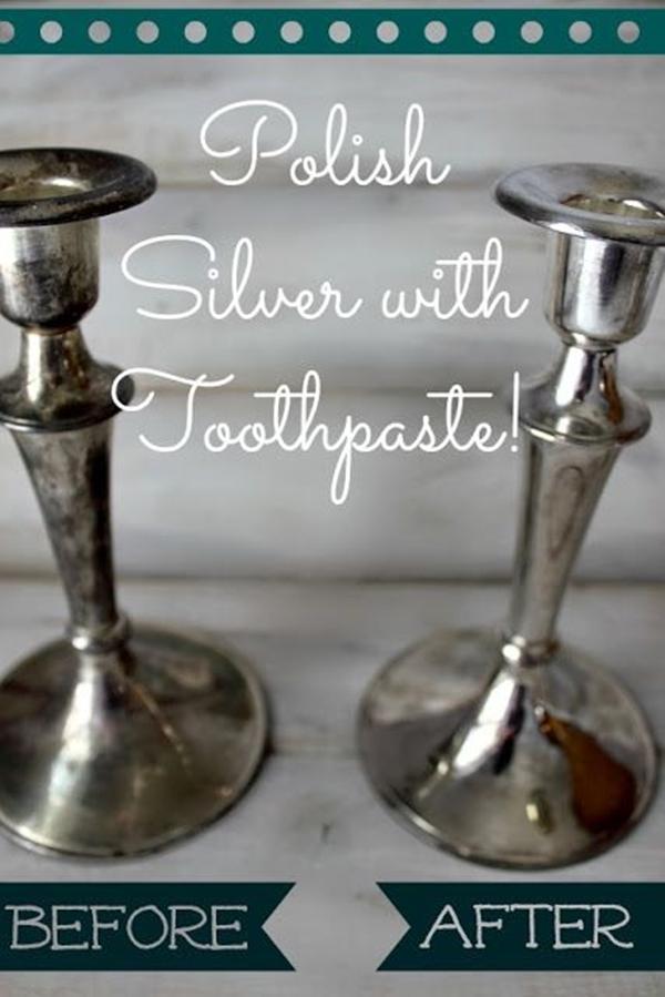 burnish silver jewelry