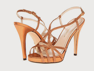 Caparros Highlight Strappy Heels, around $60