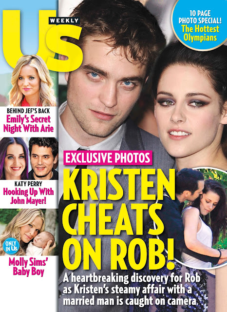 Kristen Stewart Is A Cheating Homewrecking Tramp