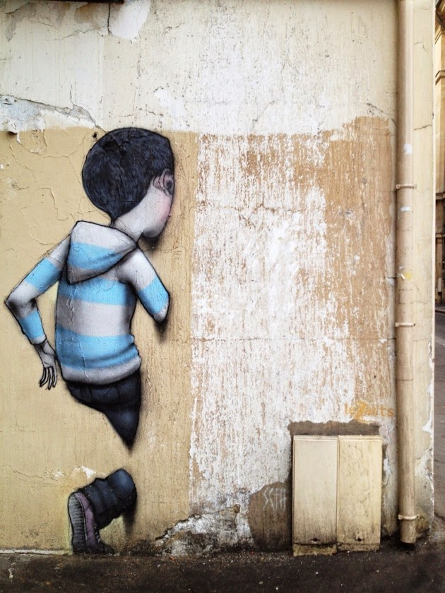 The Best Examples Of Street Art In 2012 And 2013 - By Seth, Paris, France