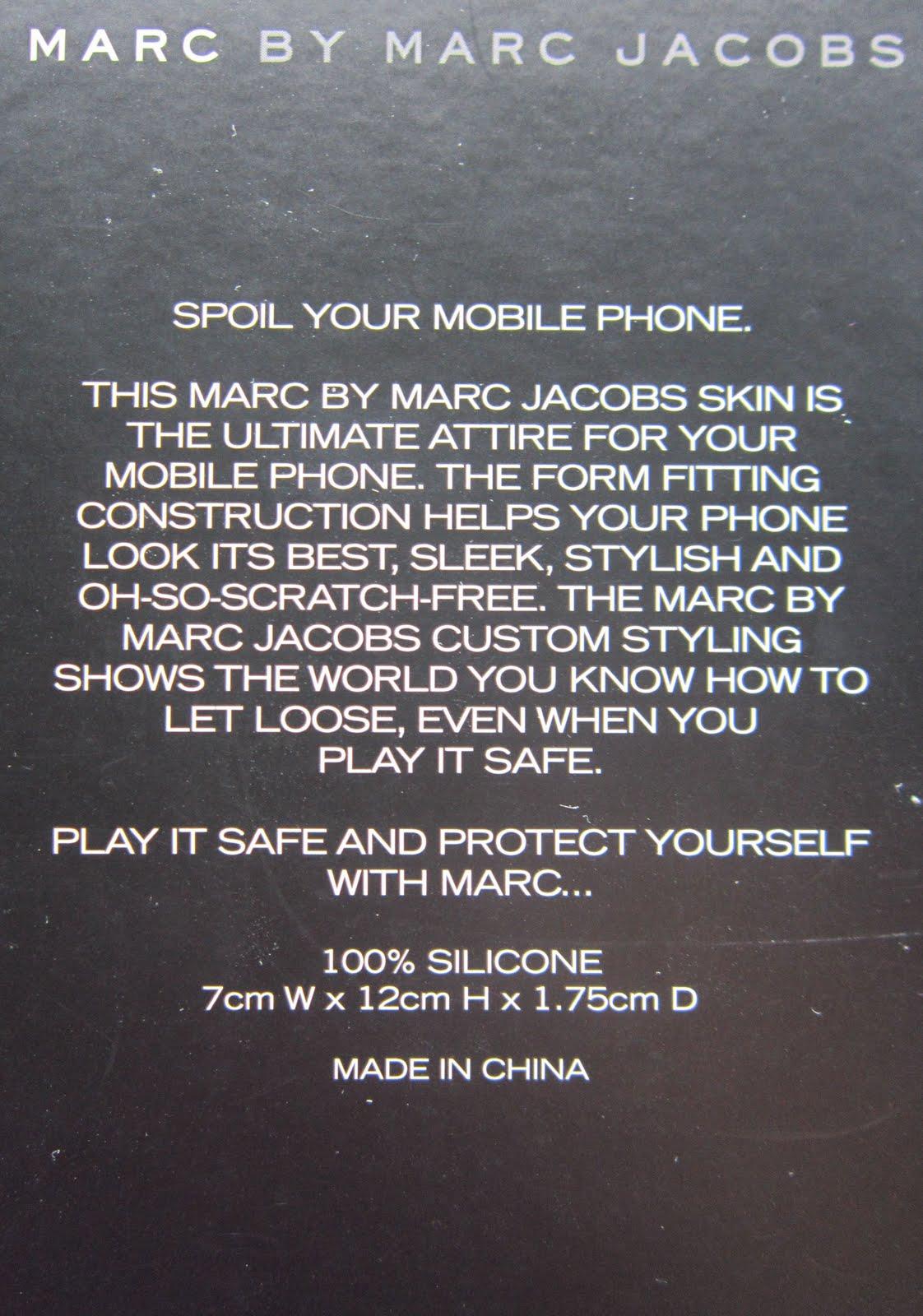 Perfume Descriptions