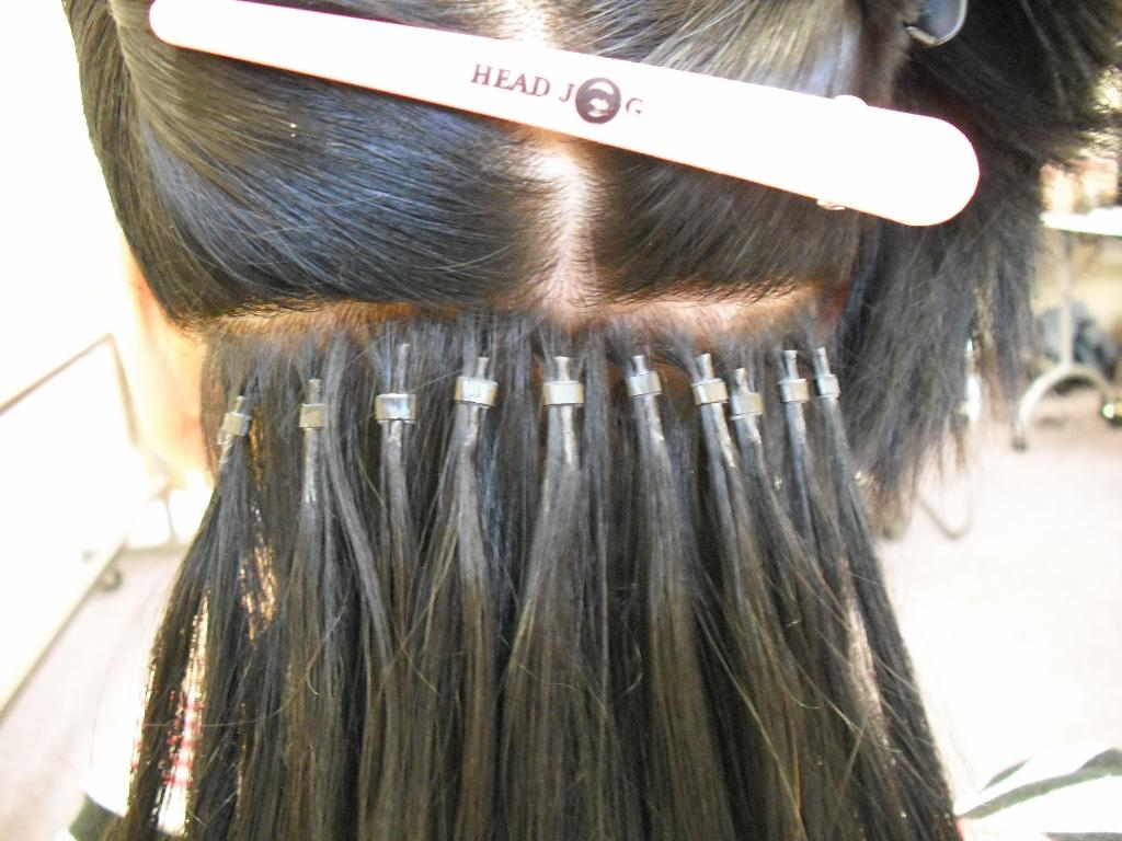 The Beautiful Pinay Hair Extensions Part 2 Metal Coil Or Micro