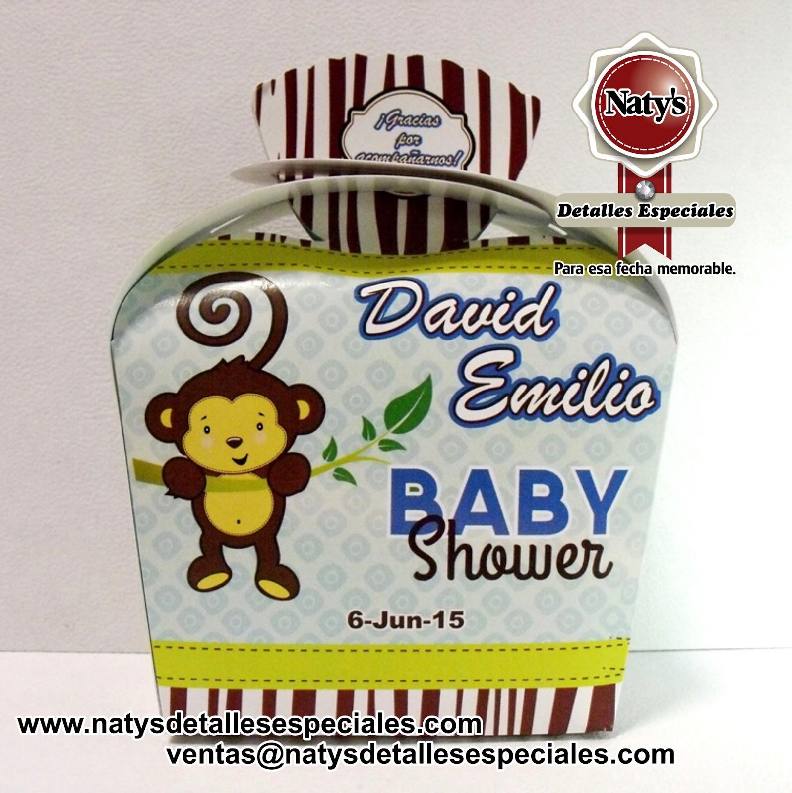Natys detalles especiales para esa fecha memorable detalles especiales para baby shower - Detalles para baby shower ...