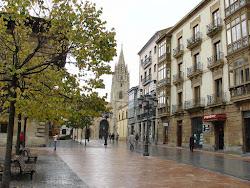 La hermosa Oviedo