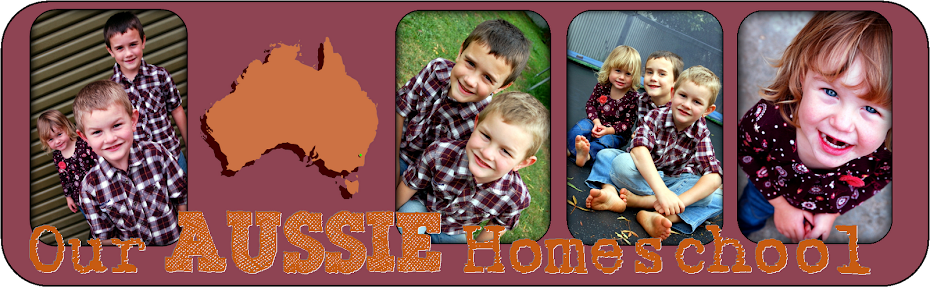 Our Aussie Homeschool
