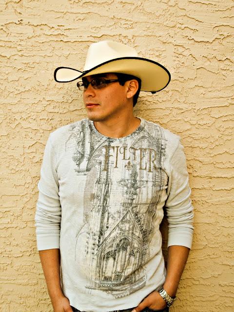 Rudy cowboy hat