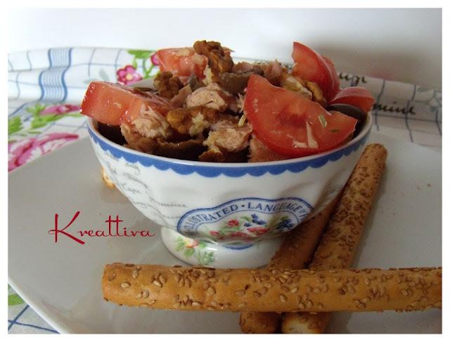 insalata di pomodoro di fine settembre