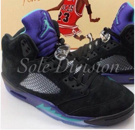 Nike Zoom Rookie LWP Black Emerald Shoes