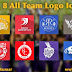 IPL 8 all team logos Png icons pack