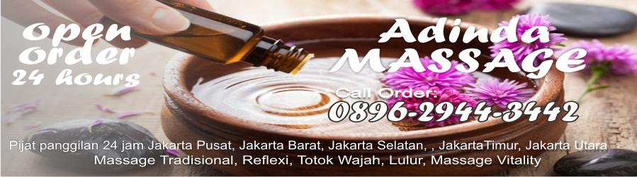 Adinda Massage - Pijat Panggilan Jakarta