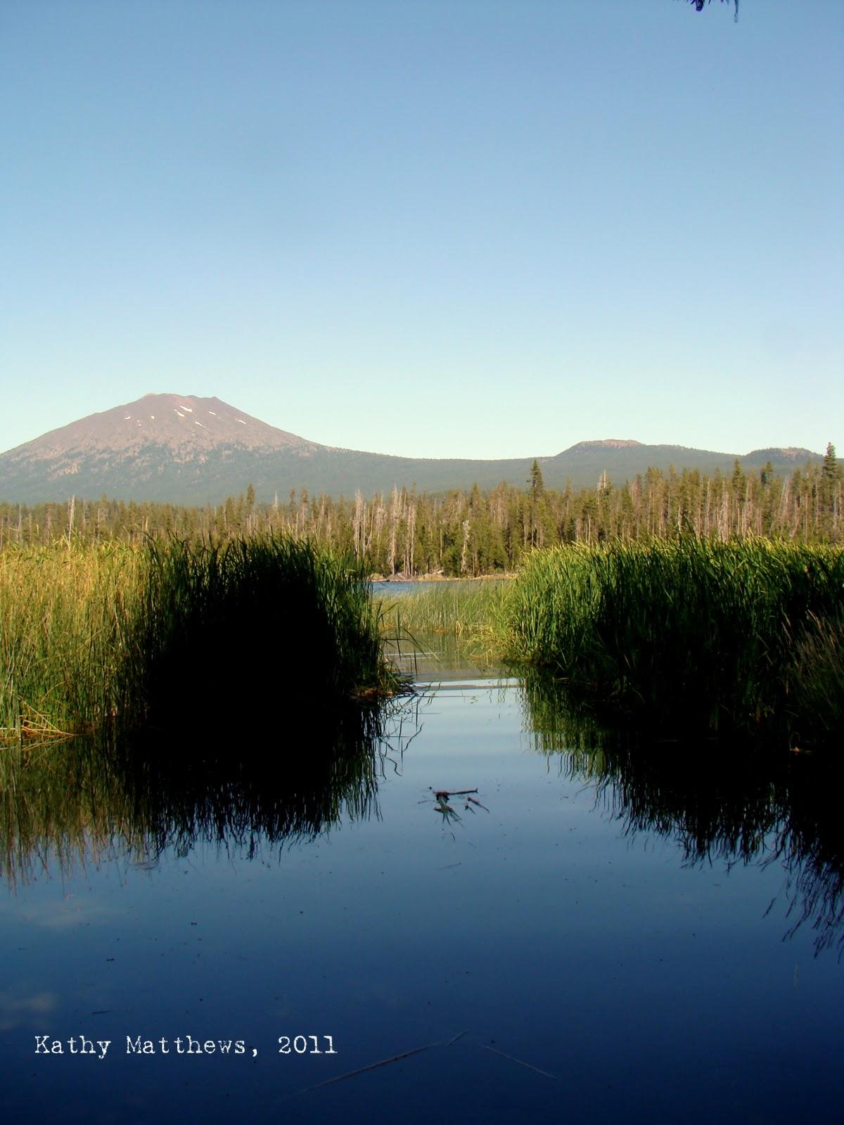 Lava Lake Bend