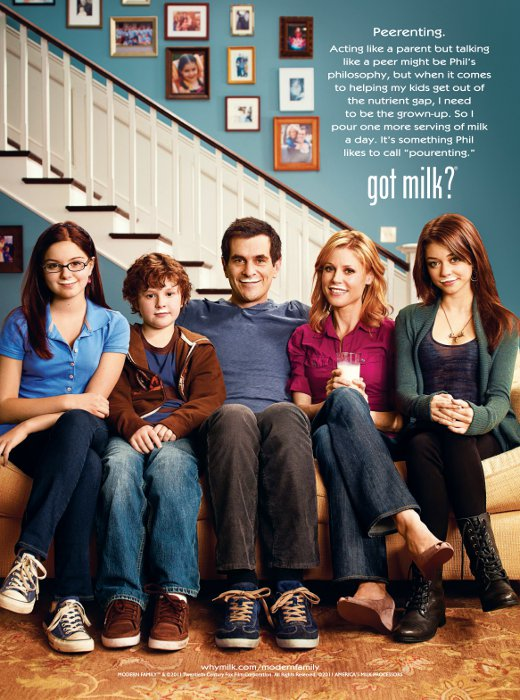 Modern Family Got Milk