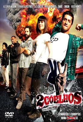 2 Coelhos - DVDRip Nacional