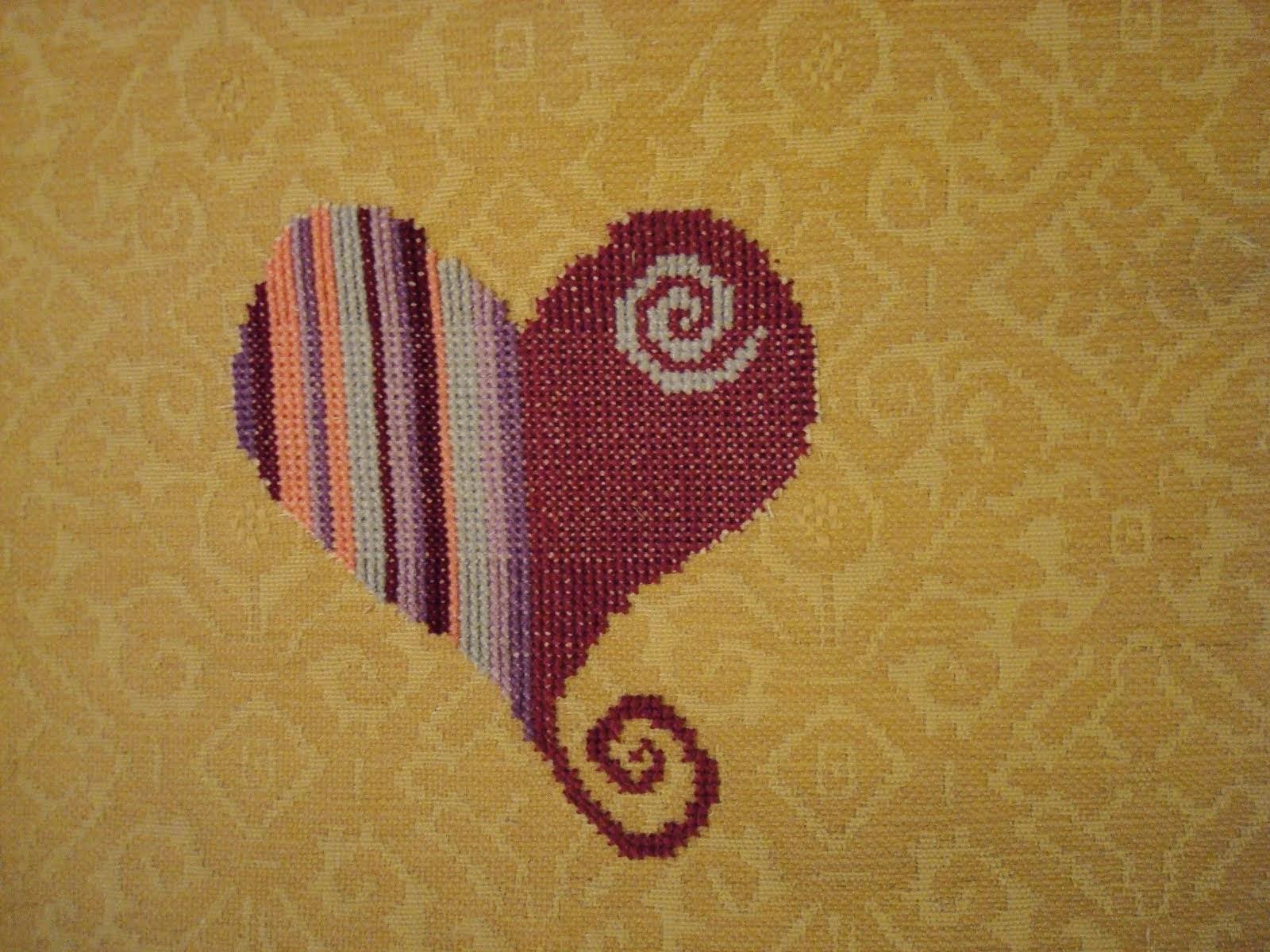 Secret Stitching Sweetheart