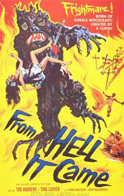 Poster - From Hell It Came (1957)