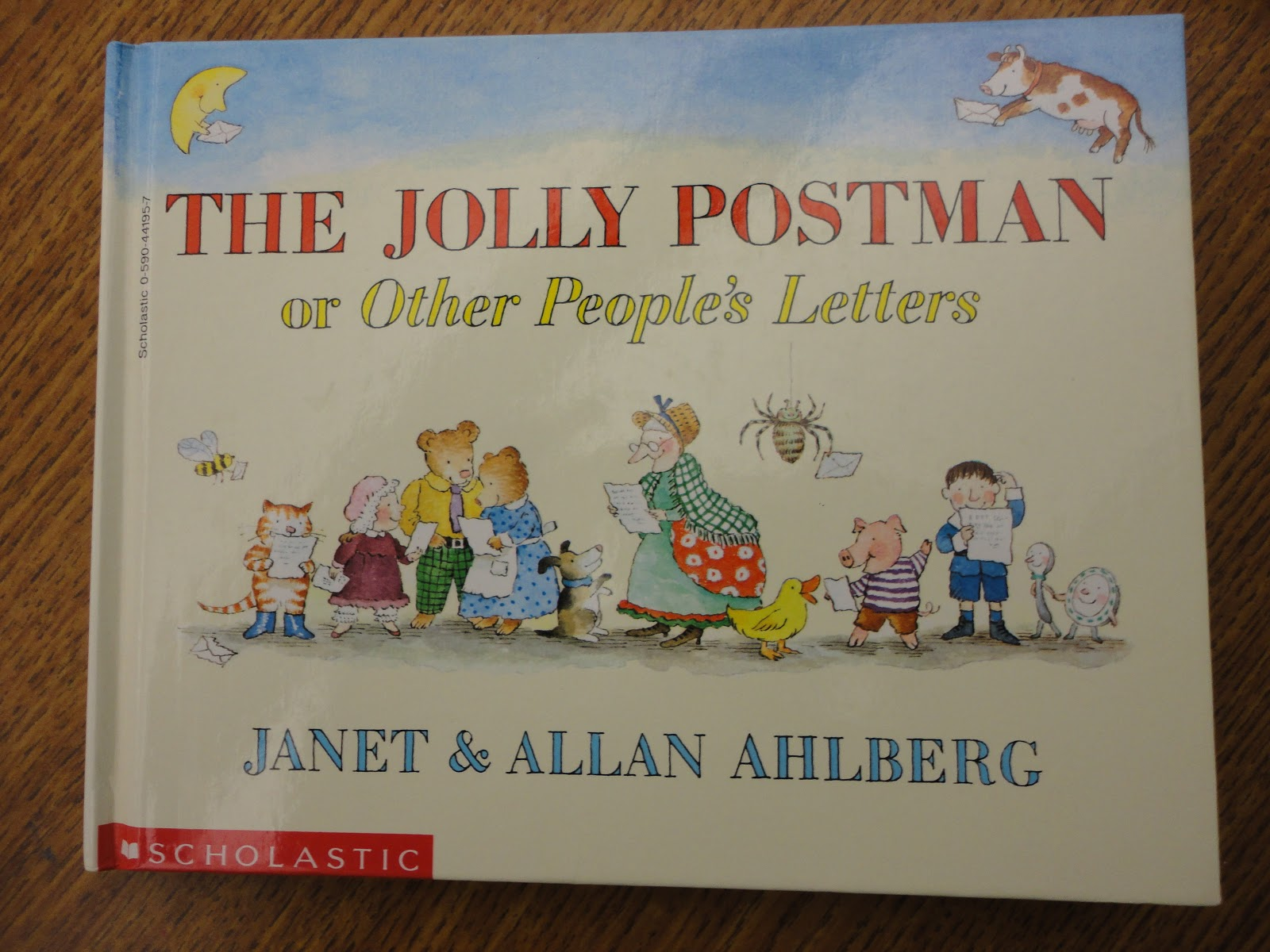 A very curious class kindergarten writing makes me smile that would really get the kids excited about letter writing on fridays we are able to choose our own read aloud so i chose the jolly postman spiritdancerdesigns Images