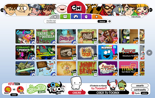 Cartoon Network 2.5