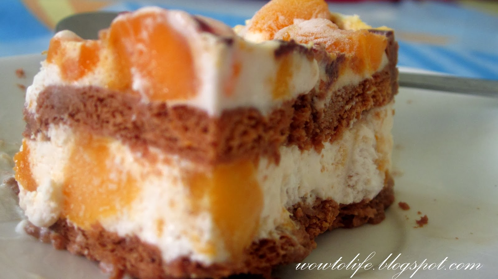 Wow to Life: Mango Float or Frozen Mango Float