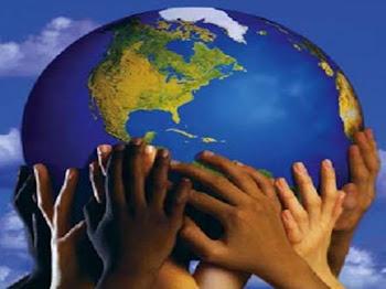 Juntos podemos fazer do Mundo um lugar melhor