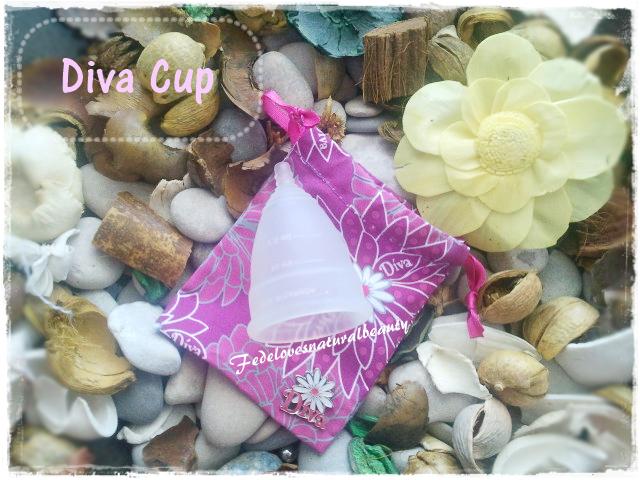[ Coppetta mestruale ]: Diva Cup