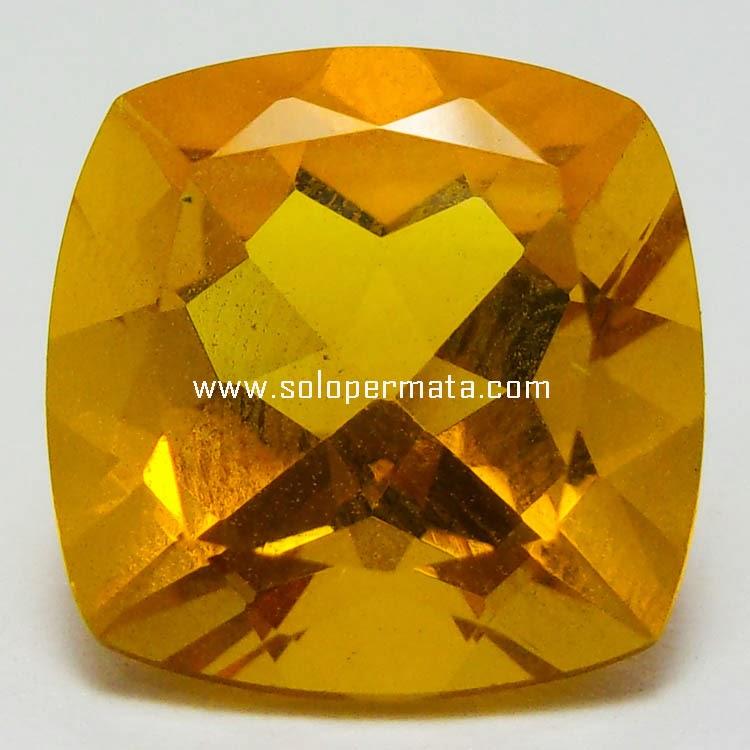Batu Permata Golden Citrine - 13B07