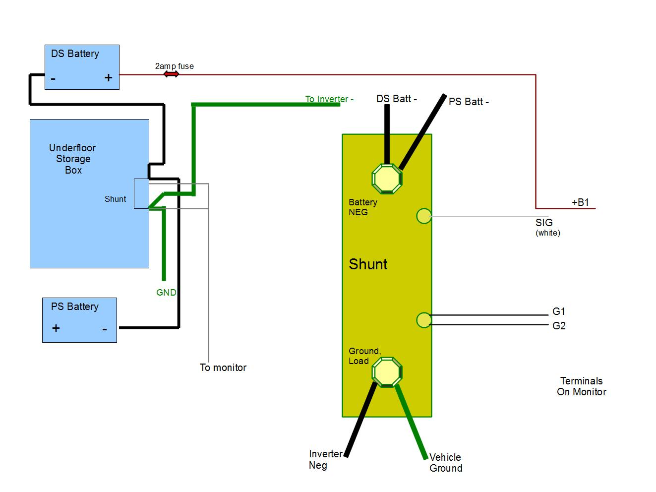 2s Meter Wiring Diagram 23 Images Diagrams Form Shunt Electric Installation