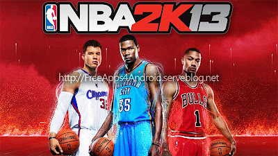 NBA 2K13 Free Apps 4 Android