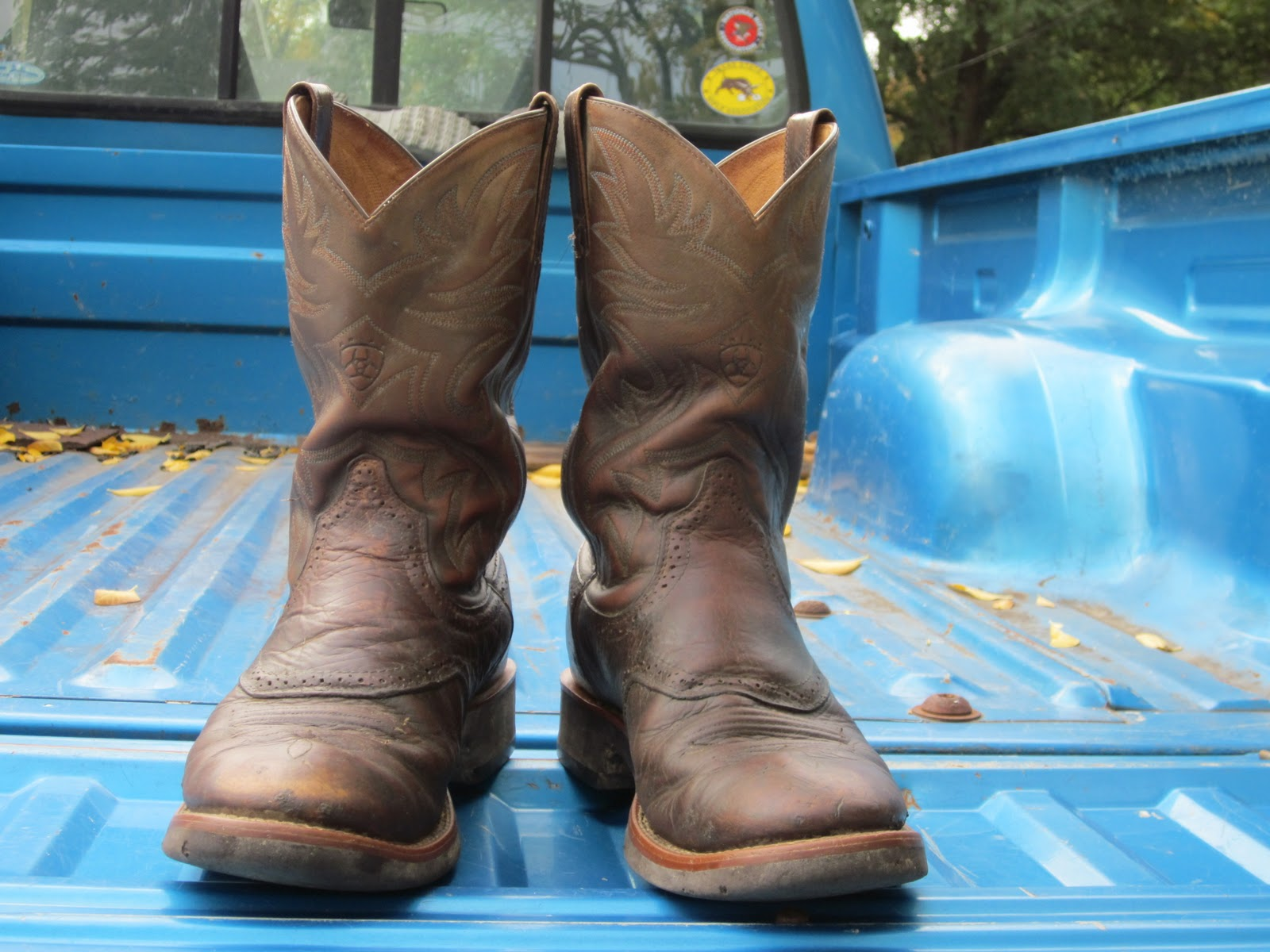 Lone Star Parson: Ariat? Wolverine? Boot Review.