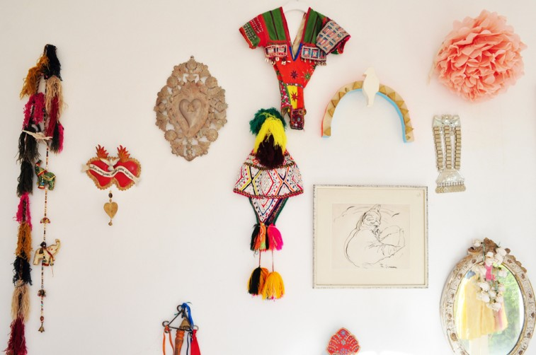 heidi middleton's bohemian luxe home