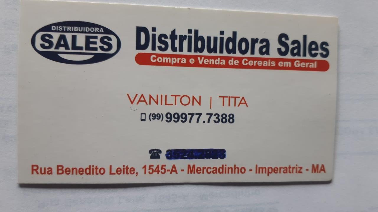 DISTRIBUIDORA SALES - TITA