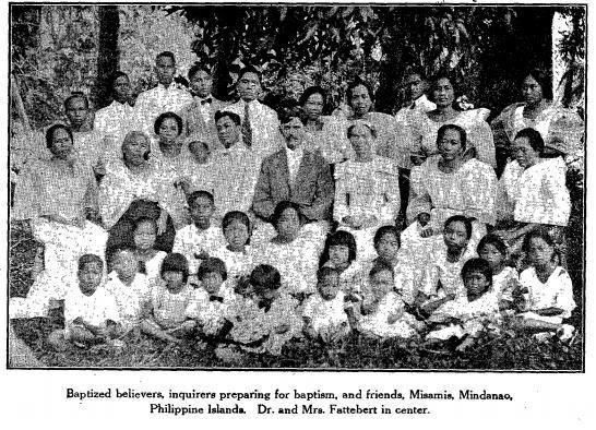 Pioneer Mindanao Mission