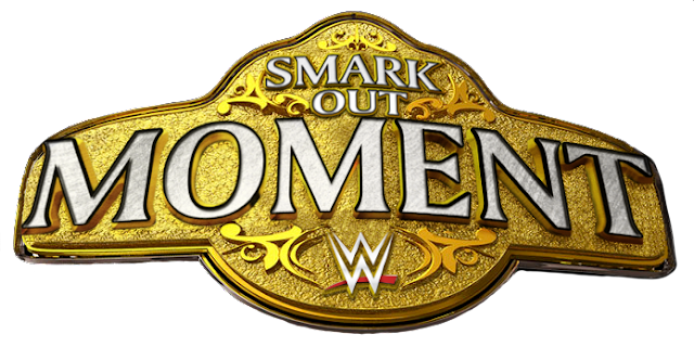 WWE Night of Champions logo Smark Out Moment variation