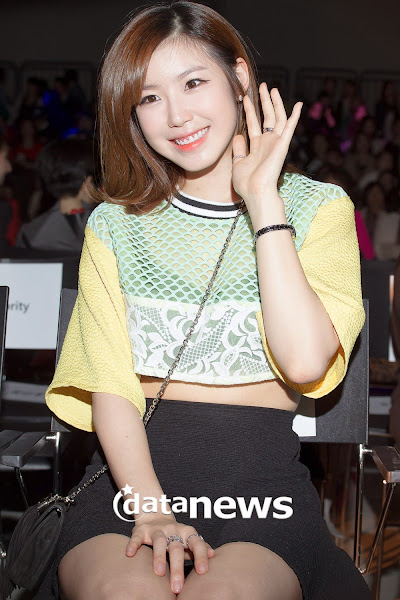 Hyosung Seoul Fashion Week 2014