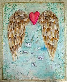 Give your Heart Wings