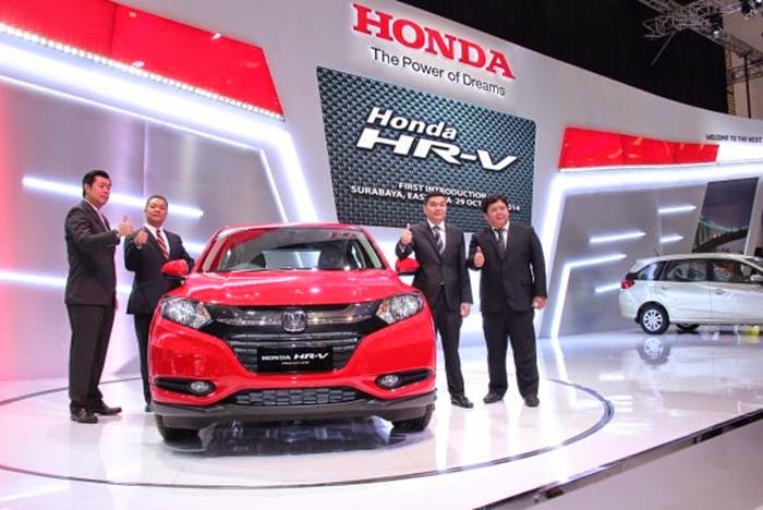 New Honda HR-V 2015 Buatan Indonesia Mengaspal Di Malaysia?