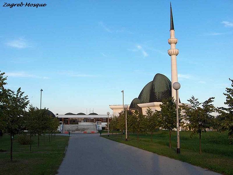 Jejak Suharto dan Masjid Zagreb, Kroasia