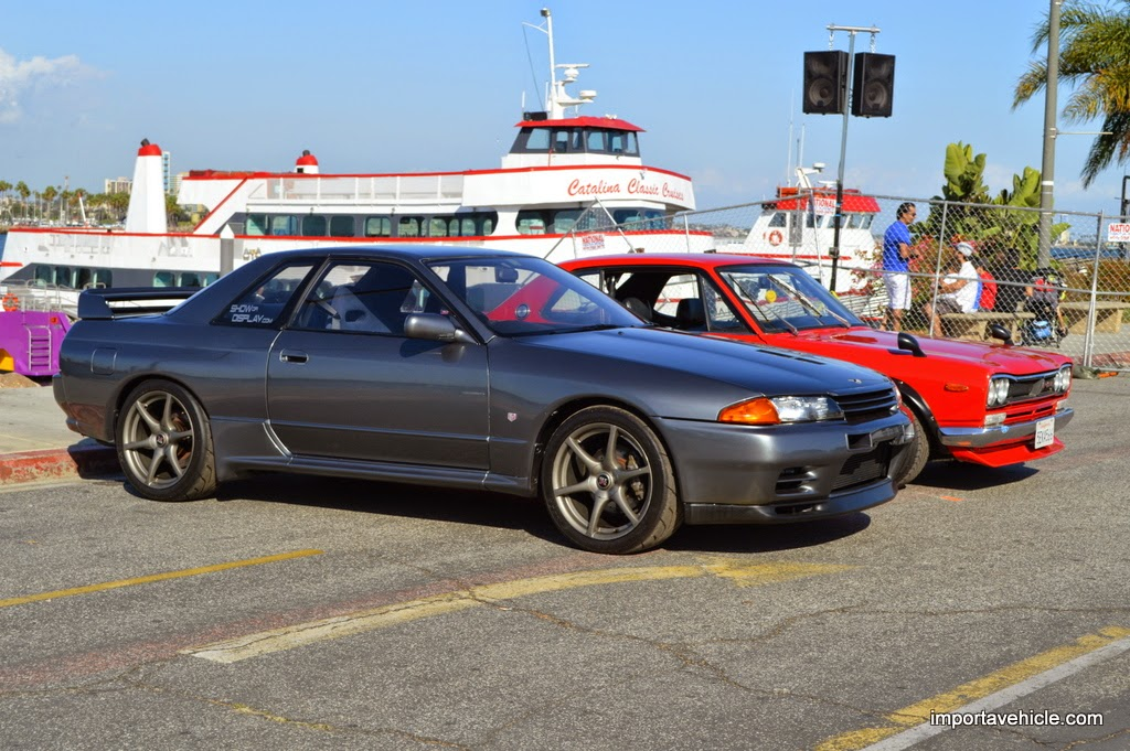 Can You Believe It, A KH2 Nissan Skyline GT R.