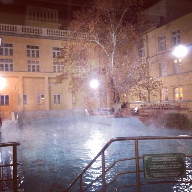 Terme Lukacs Budapest