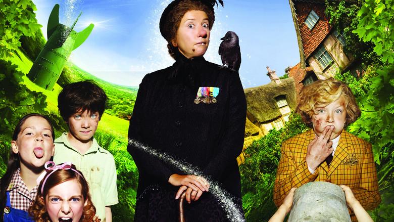 Nanny Mcphee Kids Thomas Brosangster Role Big