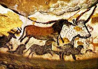 pintura en Lascaux