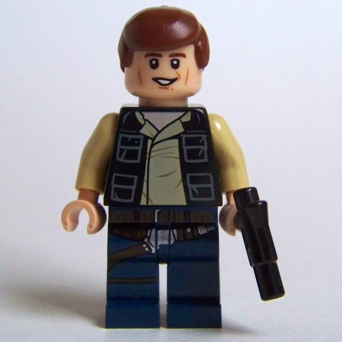 LEGO Han Solo Minfig
