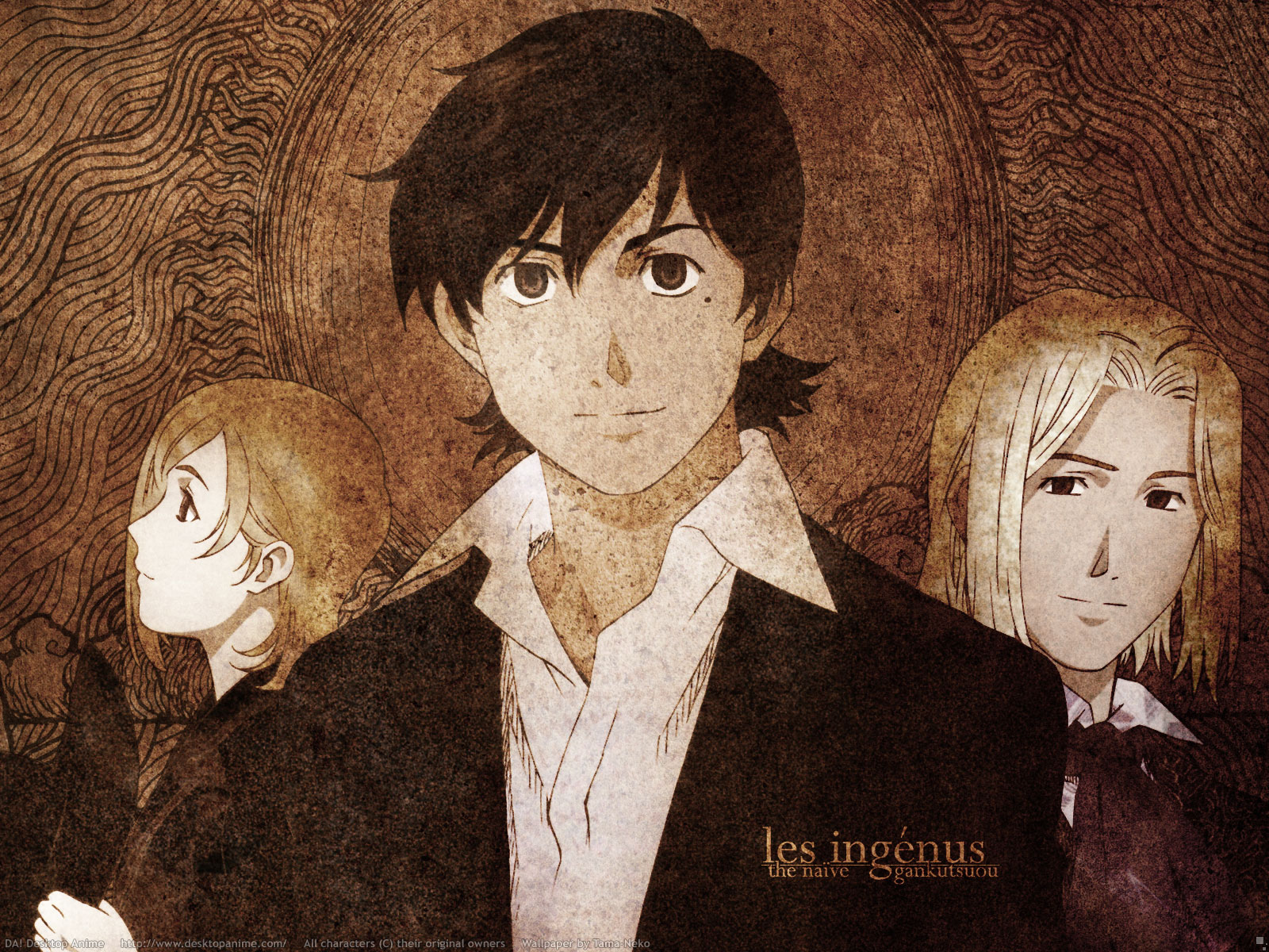 The Anime Blog Gankutsuou Count Of Monte Cristo Review