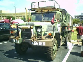 The Army Truck